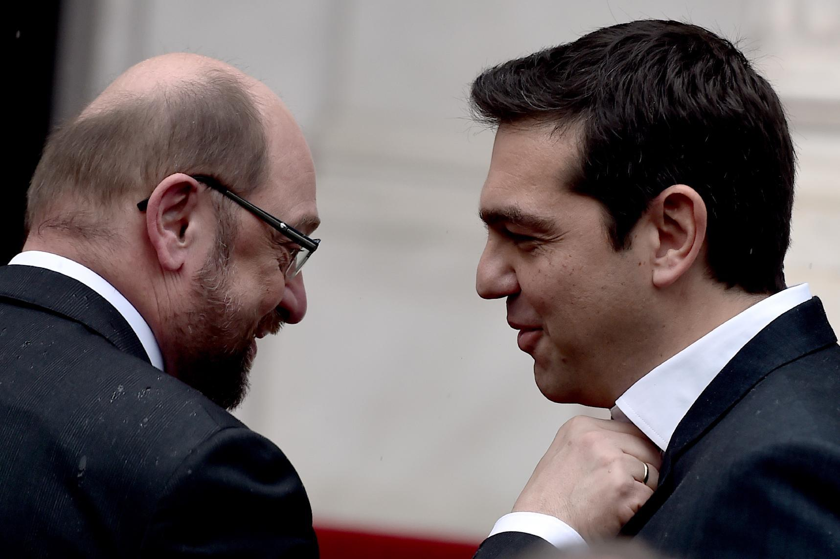 Greek govt braces for first talks with eurozone partners