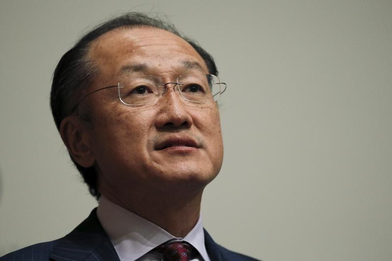 World Bank's Kim to ask members for capital injection - FT