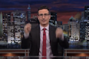 John Oliver turns to YouTube to thank, spank commenters