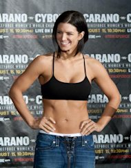 Gina Carano has taken a two-year hiatus from fighting.
