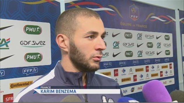 Football - Benzema: France need to maintain standards