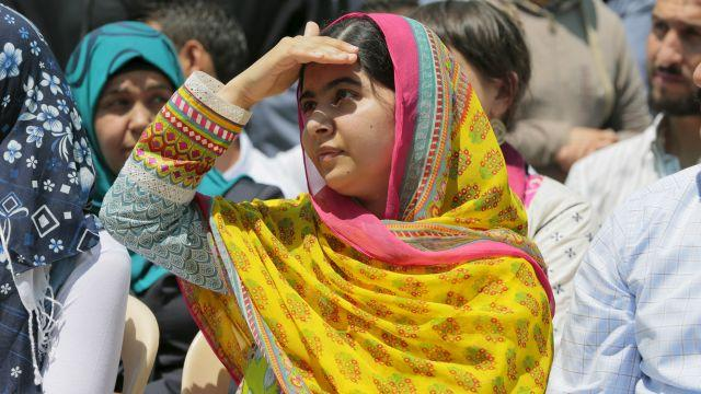 Malala may choose Stanford over Oxford—mainly because of 300 days of sunshine a year