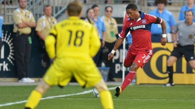 Philadelphia Union 1-3 Chicago Fire: Rolfe brace clinches three points at PPL Park