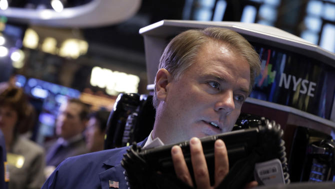 S&P 500 pushes further into record territory