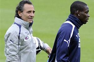 Prandelli: Balotelli should play against Mexico