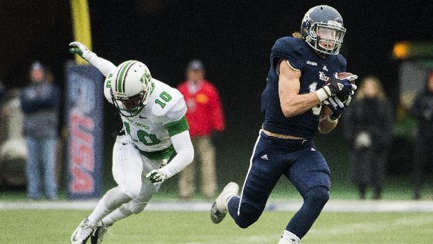 Rice wins C-USA title with 41-24 win over Marshall
