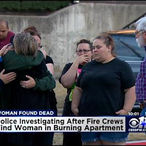 FW Family Grieves After Daughter Dies In Fire