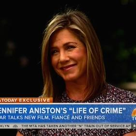 Jennifer Aniston on Motherhood