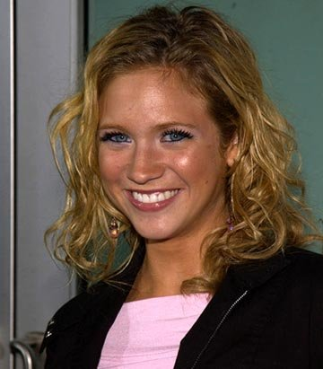 Premiere: Brittany Snow at the LA premiere of Paramount's The School of Rock - 9/24/2003