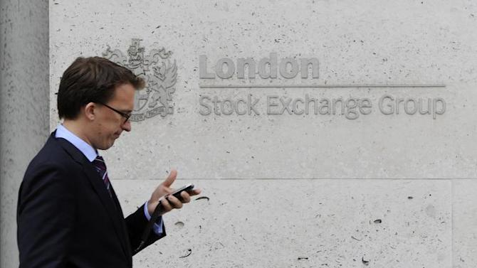 The FTSE 100 index was up 0.51 percent at 6,534.16 points in early trade on Monday January 12, 2015