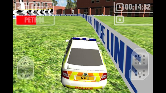 Police force s iphone game looks like grand theft auto yahoo news