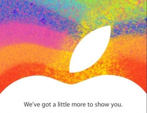 An invitation sent out by Apple to an event on October 23 seems to hint at a smaller version of its hit tablet.