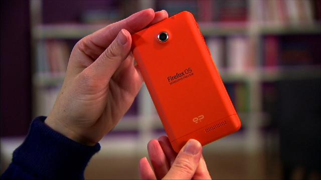 Firefox OS on the Geeksphone Keon