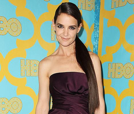 Katie Holmes Explains Why a Dawson's Creek Reunion Is Unlikely