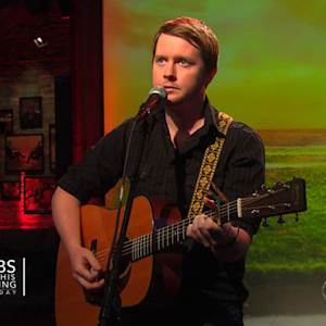 "John Fullbright performs ""Happy"" on Saturday Sessions"