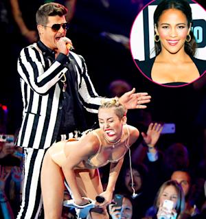 Paula Patton Reacts to Miley Cyrus Twerking on Robin Thicke, Twerks on Al Roker!