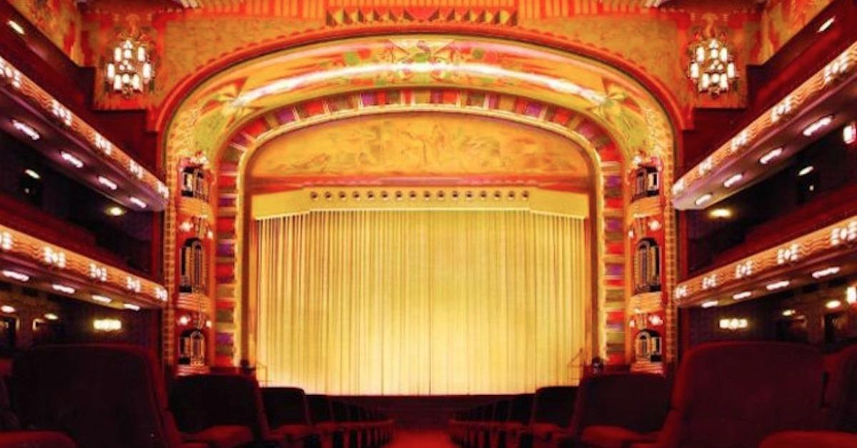 17 Most Stunning Movie Theaters In The World