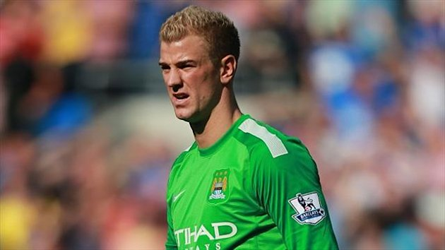 Joe Hart has come in for criticism at the start of the new season