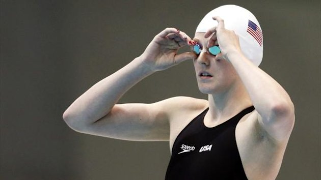 Missy Franklin (Reuters)