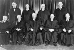 The Warren Court, which decided the case