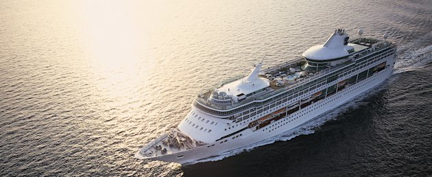 The cruise ship. The Royal Caribbean International's Legend of the Seas made its inaugural call on the ports of Manila and Boracay last Oct. 26 and 27 as part of the vessel's eight-night Southeast Asia trip. (Photo from Royal Carribean)