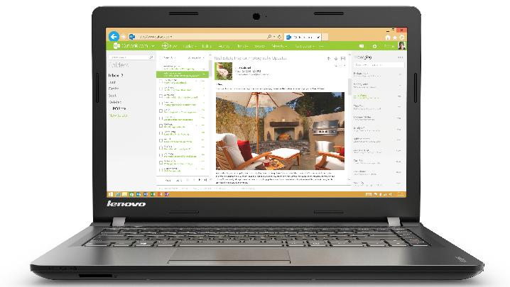 Lenovo targets consumer PC market with three laptops