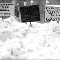 Colorado's 1913 Blizzard Still Sets The Standard