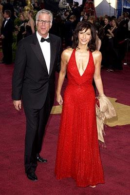 Ted Danson and Mary Steenburgen 75th Academy Awards - 3/23/2003