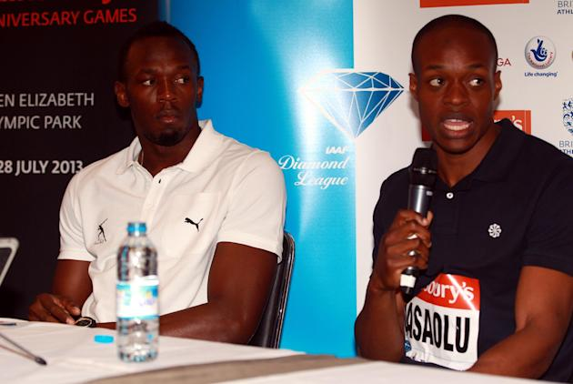 Athletics - Sainsbury's Anniversary Games - Athletes Press Conference - Tower Bridge Hotel