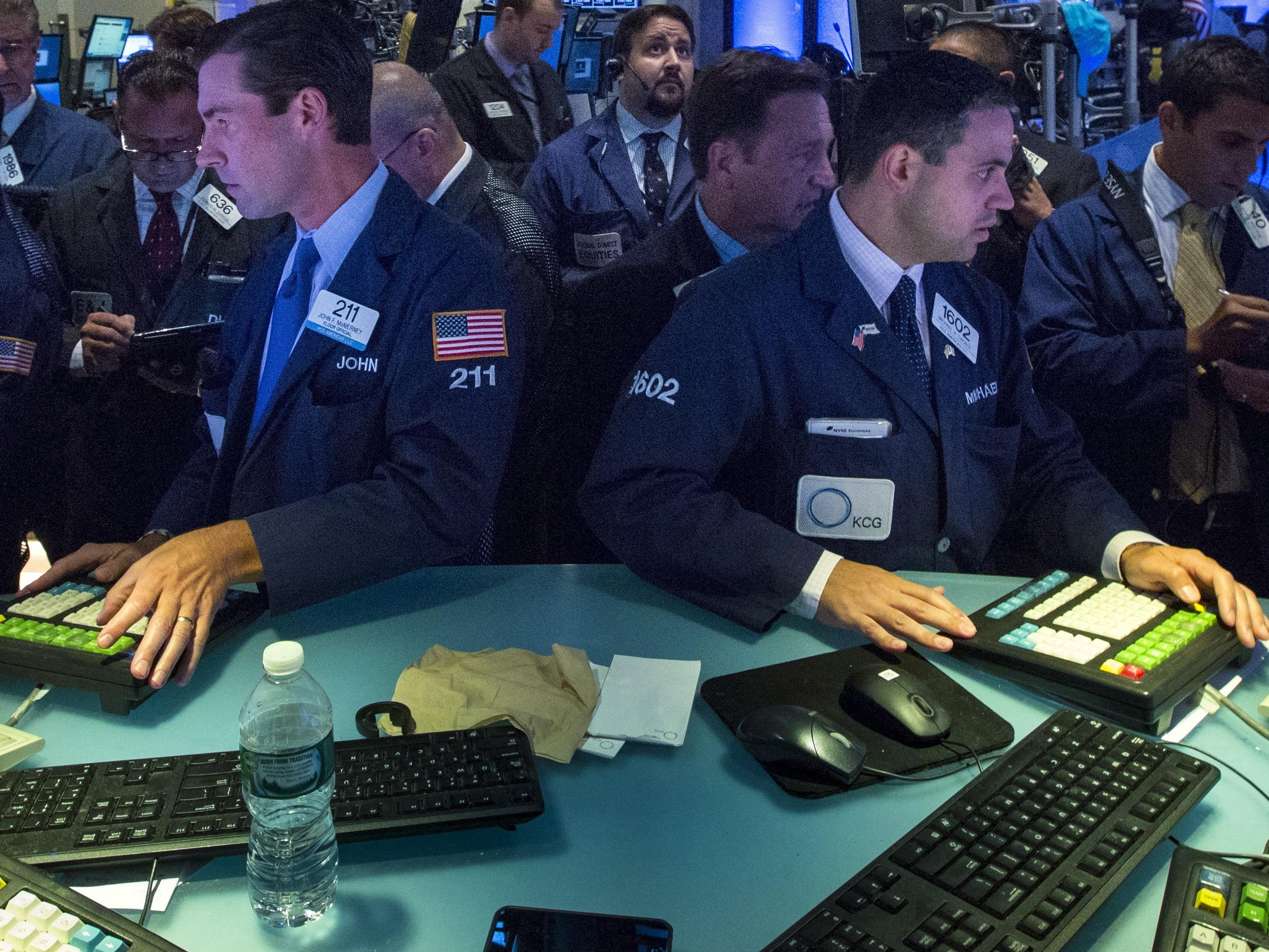 STOCKS FINISH THE WEEK HIGHER: Here's what you need to know