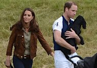 Kate Middleton et William : pas d'enfant à l'horizon mais un chien bien encombrant !
