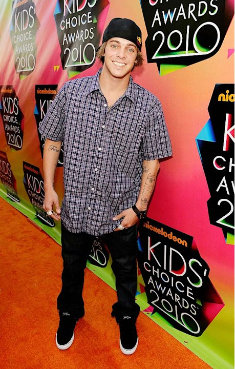 Schekler Ryan Kids Choice Awards