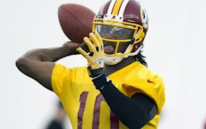 Robert Griffin III Is Already Making History; Rafael Nadal Lurks