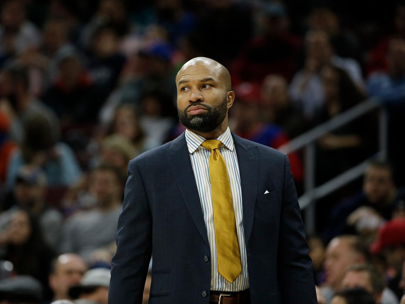 Report: New York Knicks fire head coach Derek Fisher
