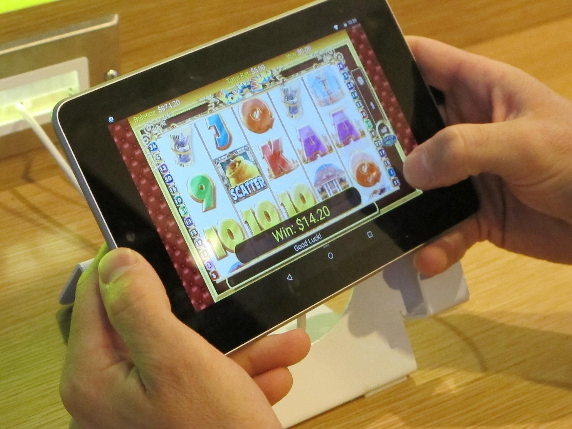 Resorts online lounge takes mystery out of Internet gambling
