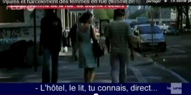 Harclement des femmes : &quot;Quand il y a injure, c'est une violence&quot;