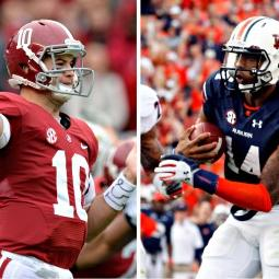 Auburn vs Alabama: What's Your Option?