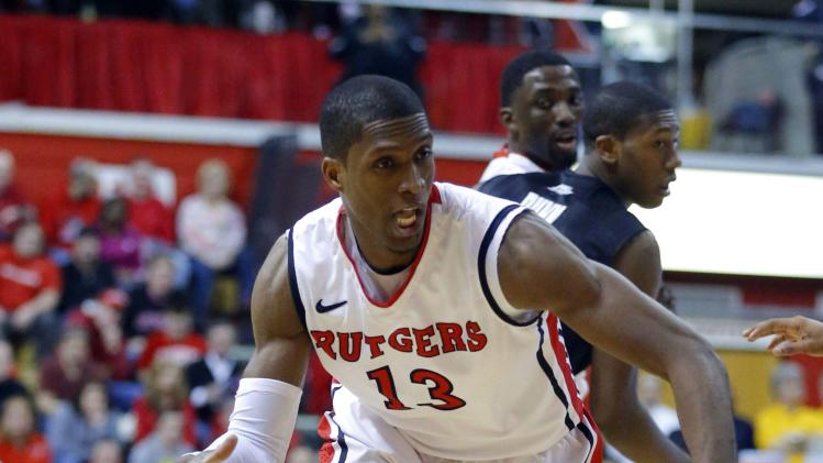 NCAA Basketball: Providence at Rutgers