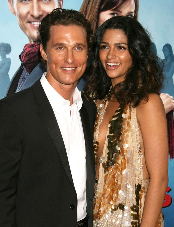 Matthew McConaughey Opens Up About His 'Fairy Tale' Wedding