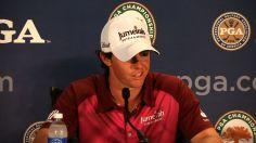 McIlroy interview after Round 1 of PGA Championship