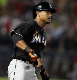 Solano's single in 9th lifts Marlins past Braves