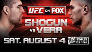 UFC on Fox 4 TV Ratings Up from UFC on Fox 3 While Going Head-to-Head with Olympics