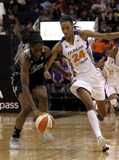 Bonner leads Mercury past Silver Stars