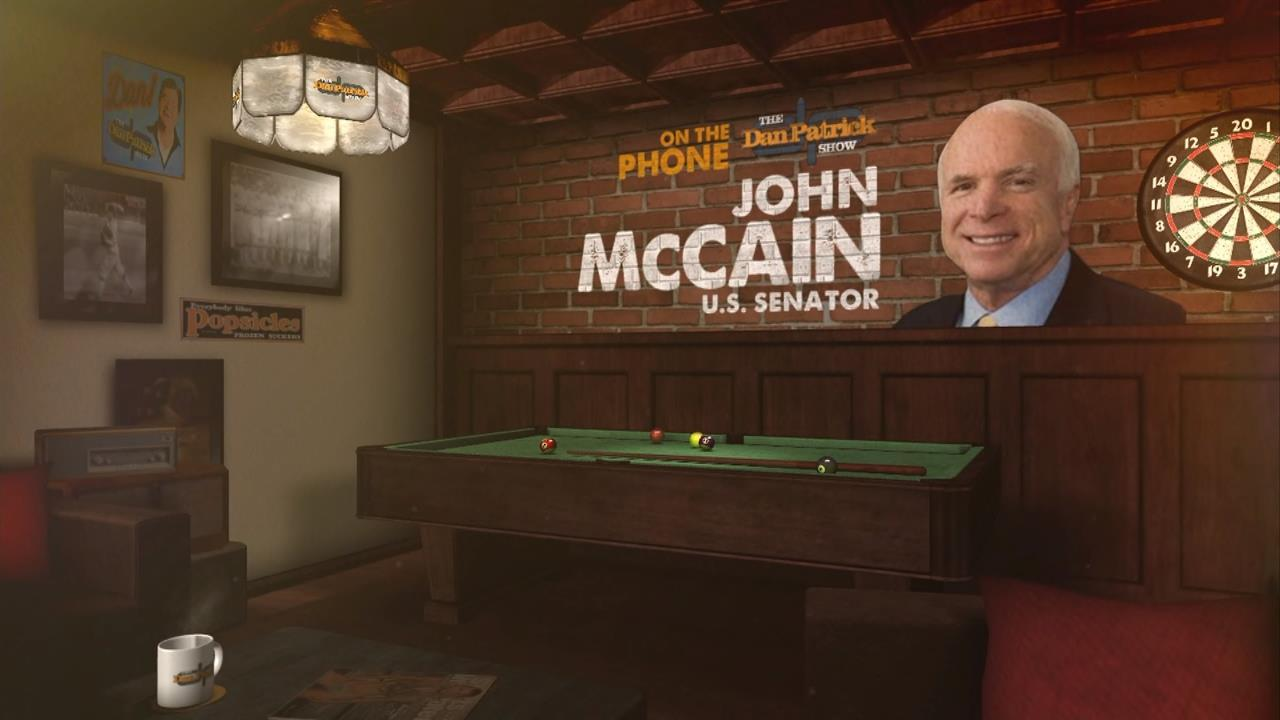 McCain: NFL charged DoD to honor troops on-field