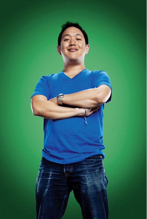 "Ming Chen in ""Comic Book Men."""