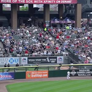 Dozier's second home run