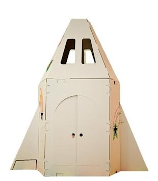 space shuttle playhouse blueprints - photo #4
