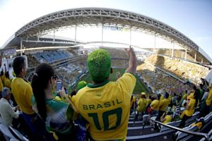 FIFA official 'amazed' by Brazil WCup drunkenness