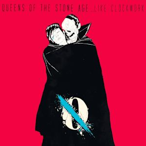 "This CD cover image released by Matador Records shows ""Like Clockwork,"" by Queens of the Stone Age. (AP Photo/Matador Records)"