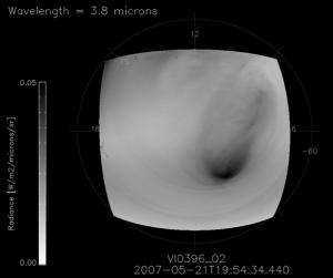 Ever-Changing Venus Superstorm Sparks Interest